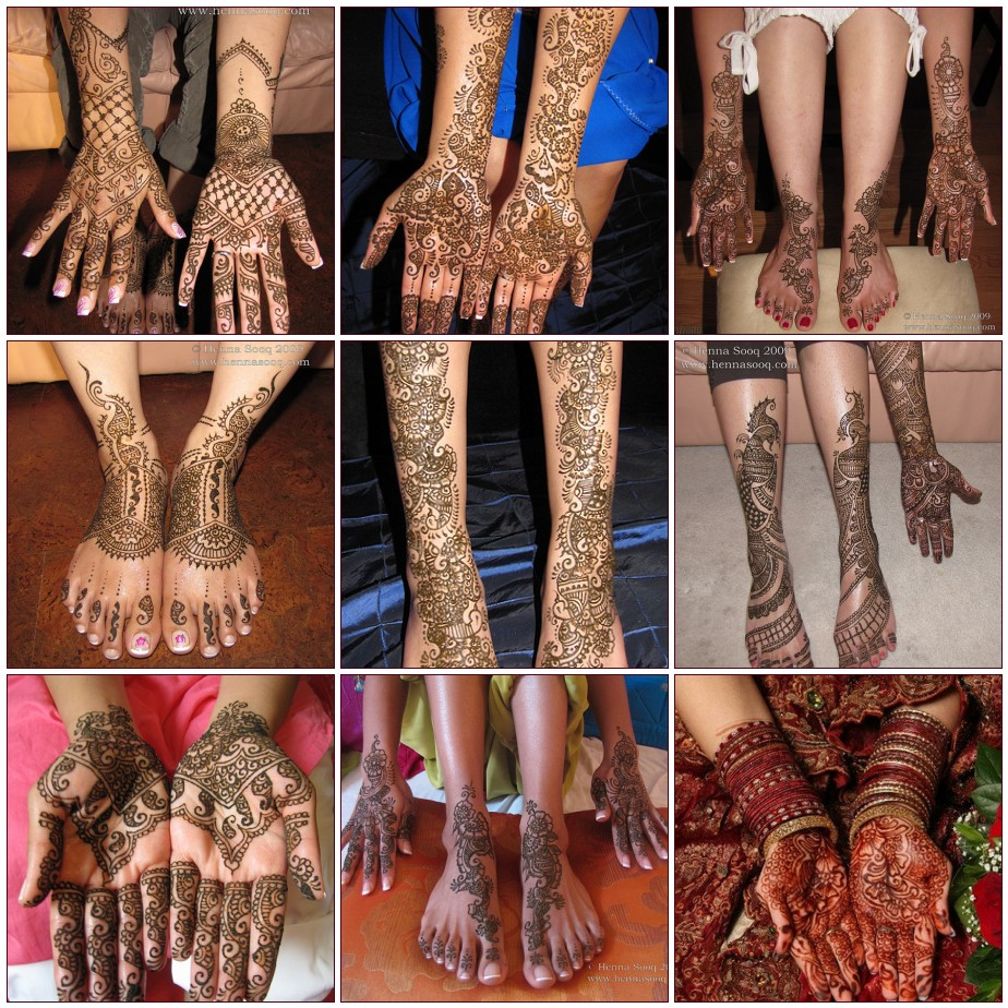 Mehndi Party Meaning : What is a bridal henna party definition