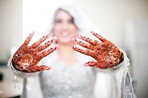 Booking your Bridal Henna with Henna Sooq