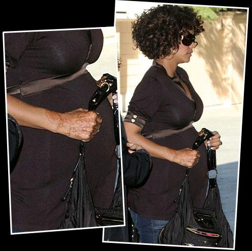 Celebrity Henna Body Art