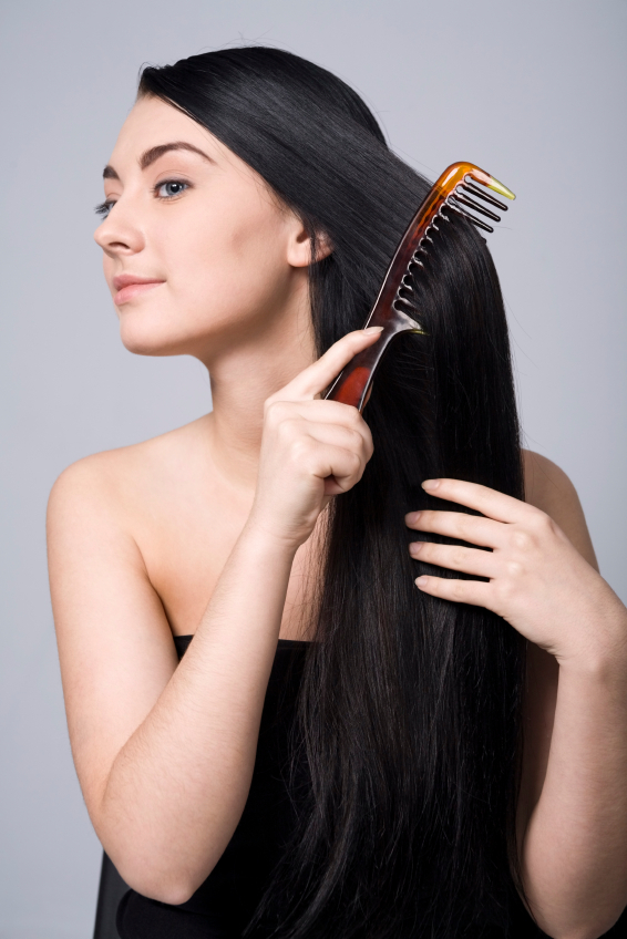 Debunking hair myths with these hair combing tips carolyn collado getting urmus Choice Image