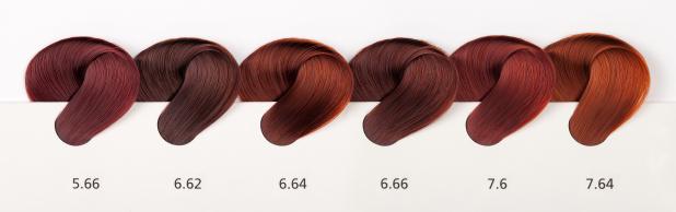 burgundy with henna - Henn Color Auburn