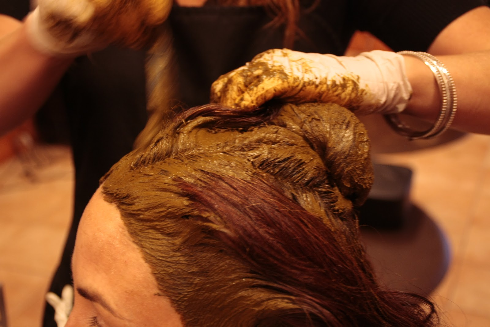 Mehndi For Pair : The indian women have such beautiful hair andy s henna