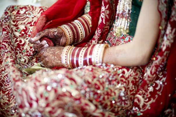 Sneak peak bridal henna brampton