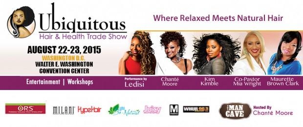DC Ubiquitous Hair & Health Trade Show