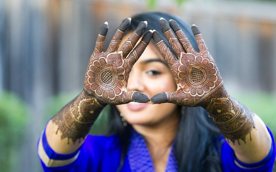 Indian Motifs, Peacocks and Bridal Henna with Maaz: May 14 & 15