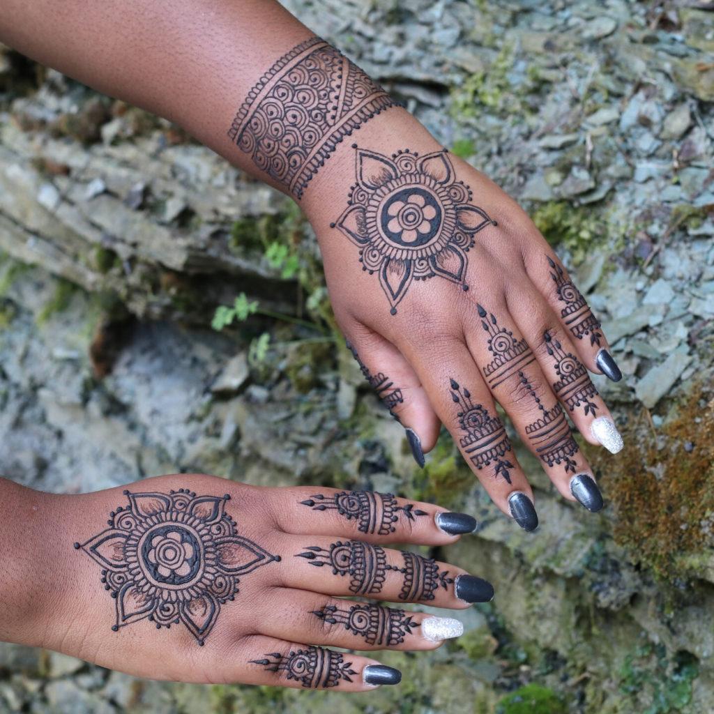 Henna for Mardiyah hamilton toronto hennasooq beauty tattoo mehndi canada henna