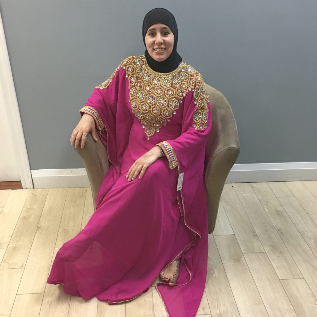 fabulous gown islamic fashion woman women muslim toronto modah hennasooq