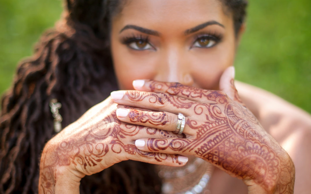 Khadija's Henna Body Art Recipe