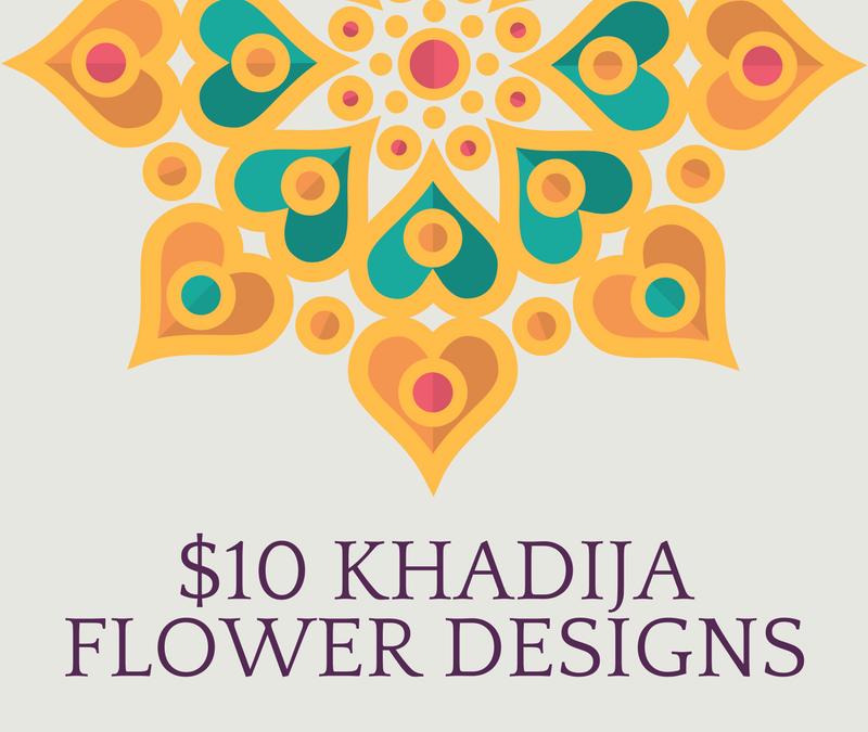 $10 Festival Henna Designs in Under 2 Minutes