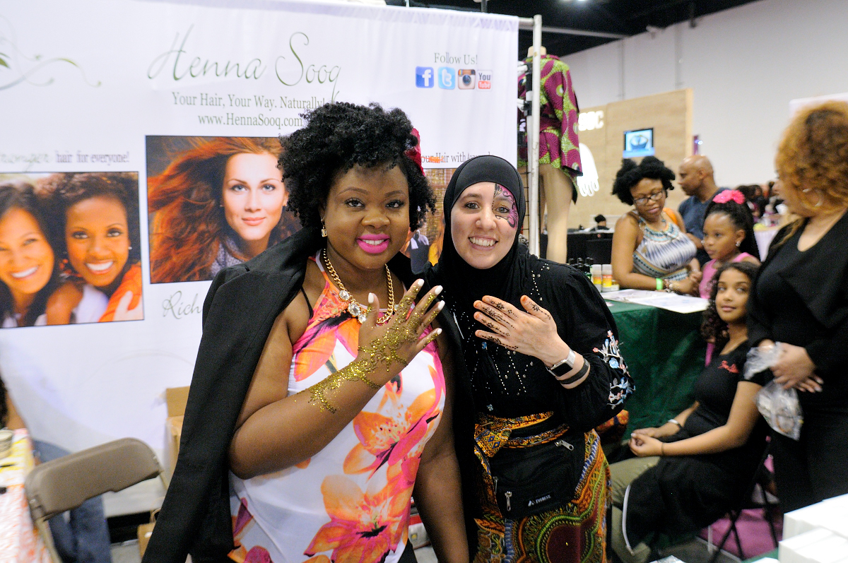 world natural hair and beauty show