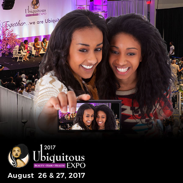 Ubiquitous Beauty, Hair and Health Show DC 2017