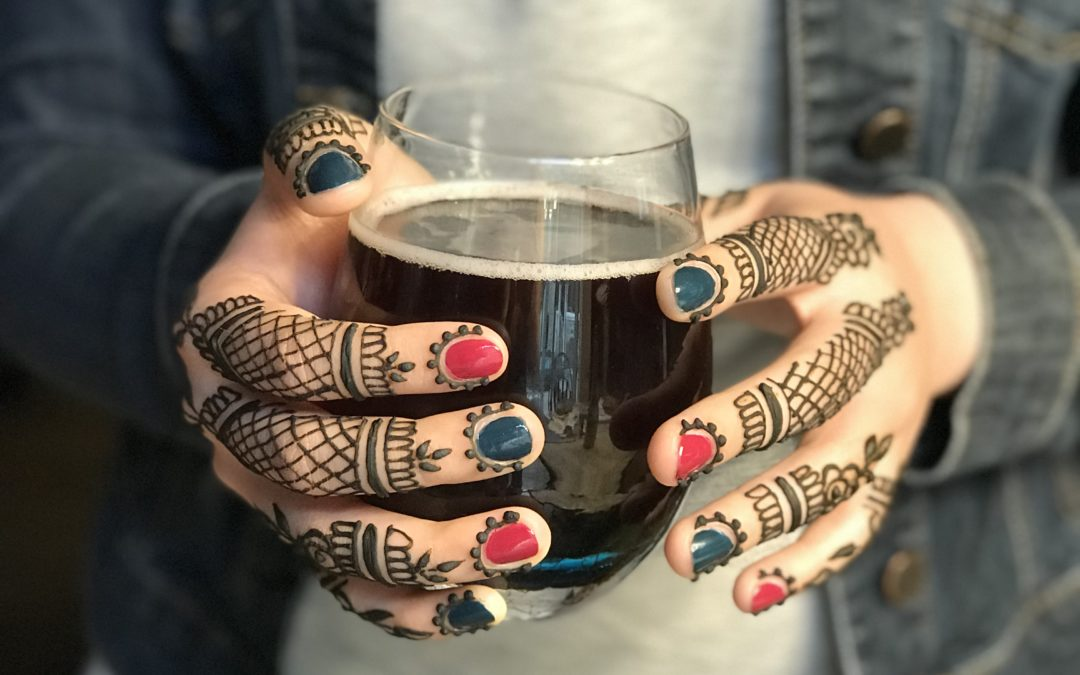 Event: Sip and Henna 11/21