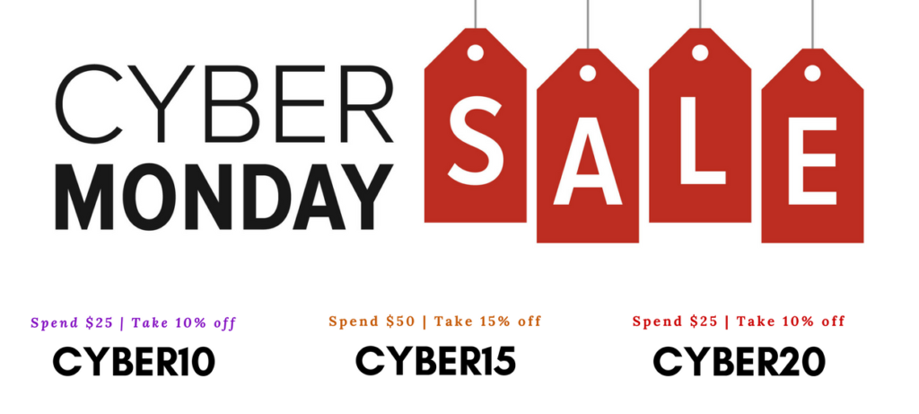Cyber Monday Sale | Spend More to Save More