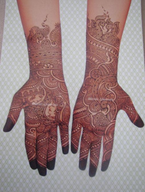 New Henna Design Books in Stock 2010