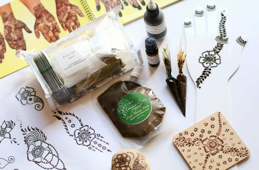 5 Easy Steps To Getting Rich as a Henna Artist