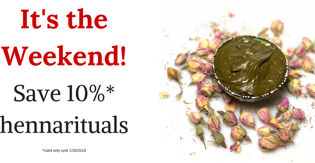 Save 10% on our Henna Sooq products