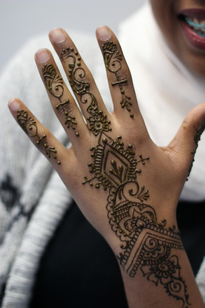 Sudanese Henna
