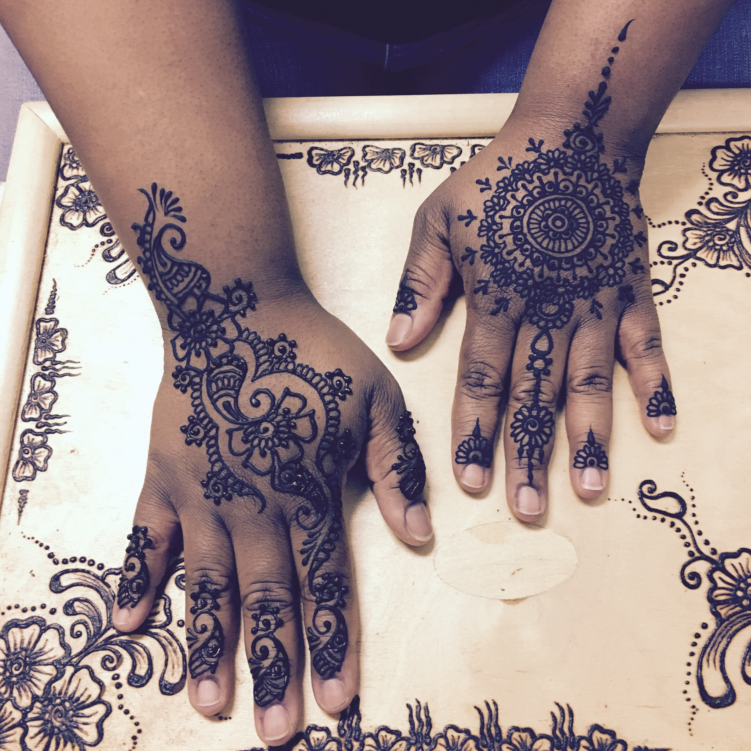 Have You Tried Henna Mixed With Jagua Henna Blog Spot