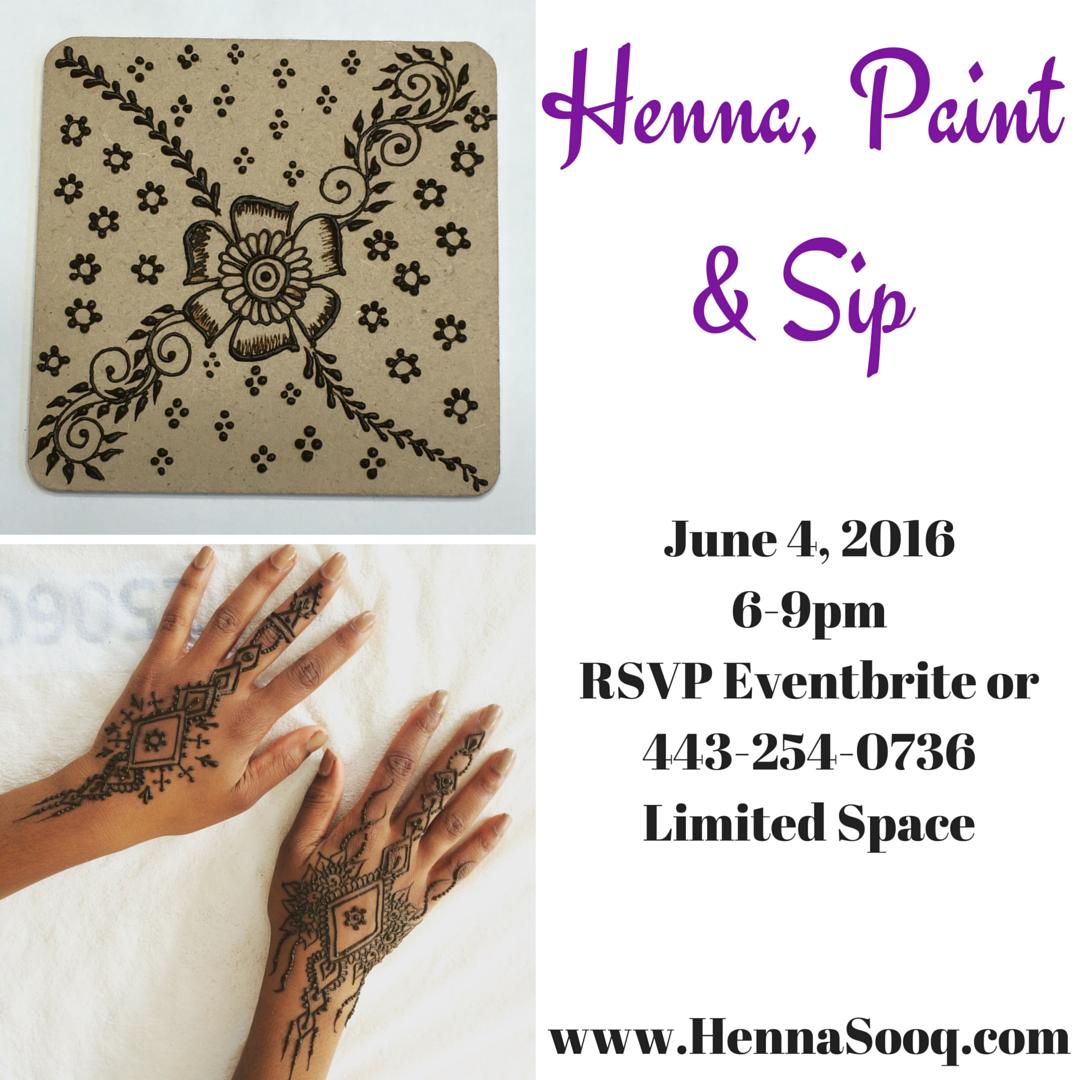 Henna Paint Sip Henna Blog Spot