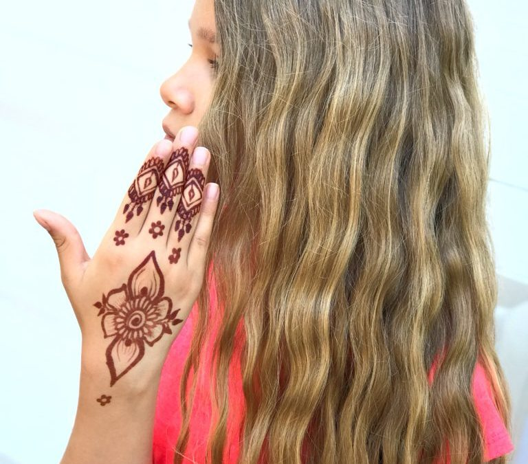 3cf27448d Caring for your Henna Body Art Design